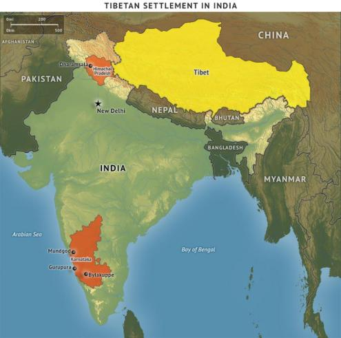 India-Tibet