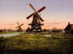 Dutch_windmills_Holland_ca._1905