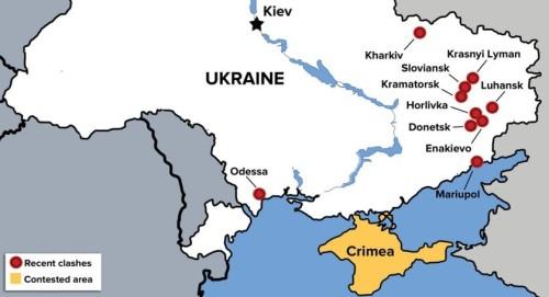 Ukraine-Conflict-Map