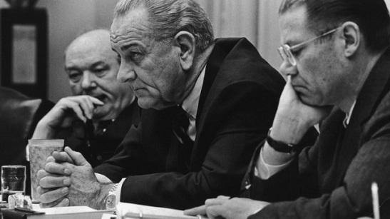 Lyndon Johnson with Robert McNamara.jpg