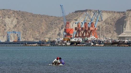 Gwadar port in Pakistan.jpg