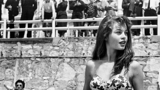 Bardot On The Beach