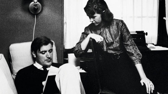 plath and hughes