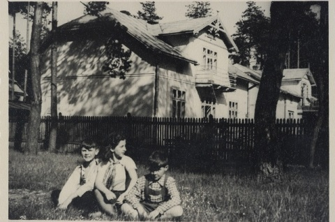 Zbigniew Herbert 1930s